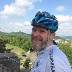 Mountainbiker des TV Stammbach