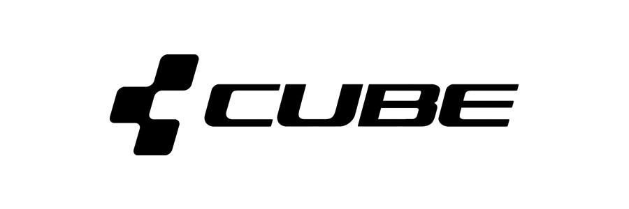 Cube Logo Schwarz