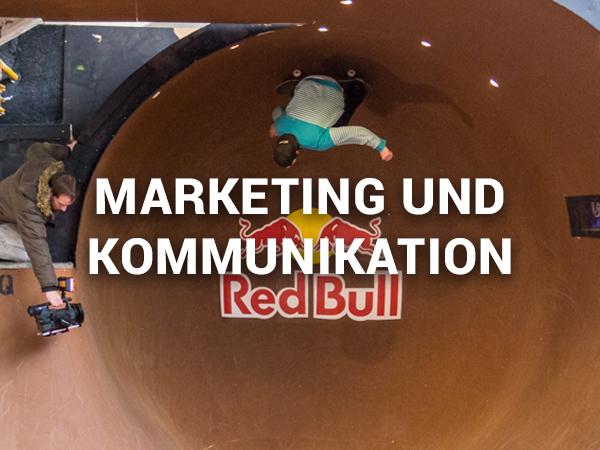 Marketing und Kommunikation von Skateparks