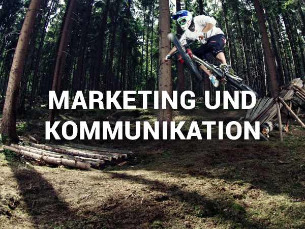 Marketing und Kommunikation von Trails