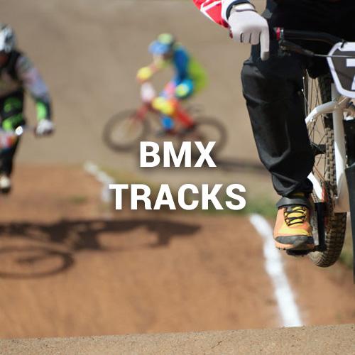 BMX Tracks / Race Tracks